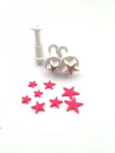 """'Tampon emporte-pièce en forme de """"Mini étoiles de décoration fée"""