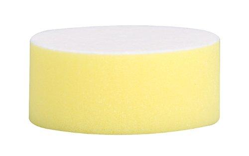 Dynabrade 90044 3-Inch Foam Flat Face Polishing Pad