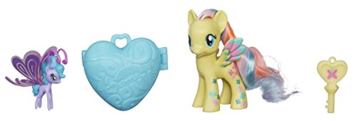 My Little Pony Friendship is Magic Cutie Mark Magic Fluttershy & Sea Breezie Figure 2-Pack