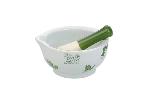 Clare Mackie for BIA 033805 14280 4 Clare's Herb Garden Mortar and Pestle