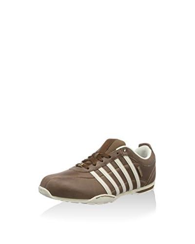 K-Swiss Sneaker Arvee 1.5 [Marrone/Bianco]