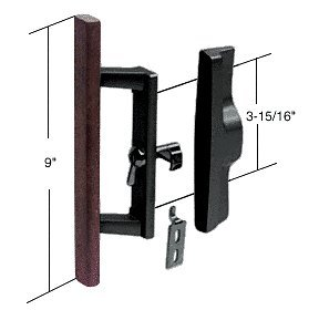Cheap sliding patio door hardware april 2012 for Non sliding patio doors