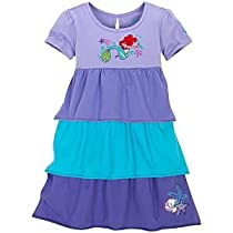Disney Tiered Ariel Dress