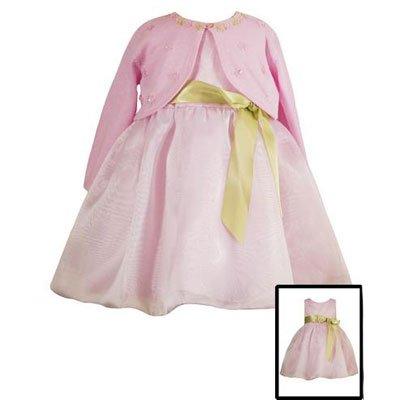 Pink sleeveless easter dress rare editions 10 5 18 5 girls dresses