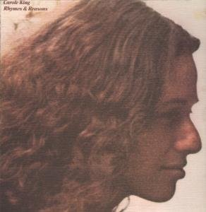 RHYMES AND REASONS LP (VINYL ALBUM) UK ODE 1972 by CAROLE KING