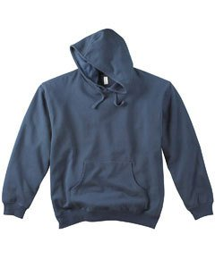 Econscious Ec5500 Organic/Recycled Pullover Hood-Pacific-Xx-Large front-29342