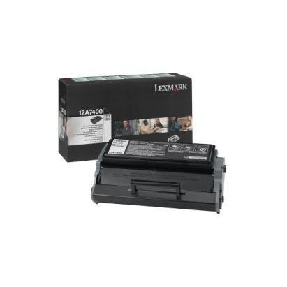 Lexmark Cartouche de toner 1 x noir 1 x noir - 3000 pages - LRP