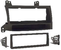 Metra 99-7333 Single DIN Installation Dash Kit for 2009-up Hyundai Sonata (Black)