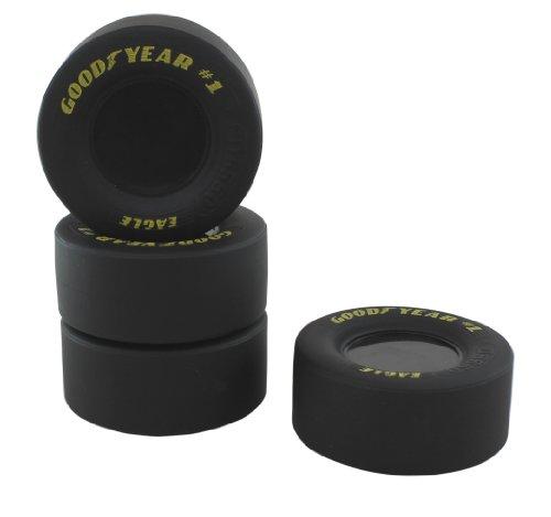 GoodYear NASCAR Tire Coaster 4-Pack