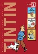The Adventures of Tintin, Vol. 3: The Crab with the Golden Claws / The Shooting Star / The Secret of the Unicorn (3 Volumes in 1)