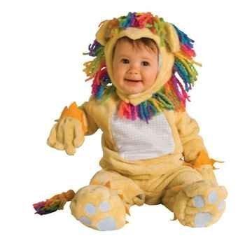 lion costumes babies