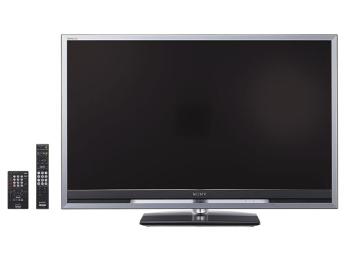SONY BRAVIA 46V型地上・BS・110度デジタルフルハイビジョン液晶テレビ KDL-46F1-S シルバー