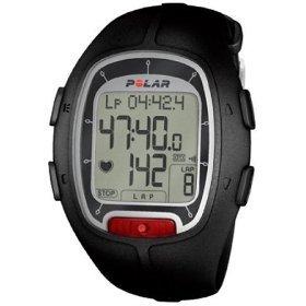 Polar RS100 Black Heart Rate Monitor Size XXXL
