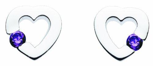 Imagen principal de Dew SP38808PC006 - Pendientes de mujer de plata con circonitas