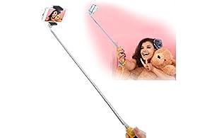 looq g looq true wired remote shutter for self portrait selfie ha. Black Bedroom Furniture Sets. Home Design Ideas