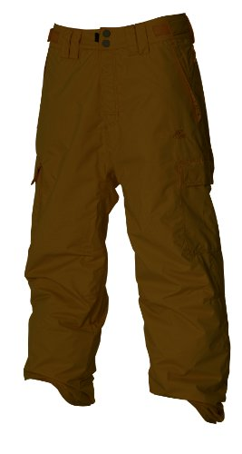 Rip Curl The Focker Ht Men's Snow Pant - Grey/Sand, X-Large