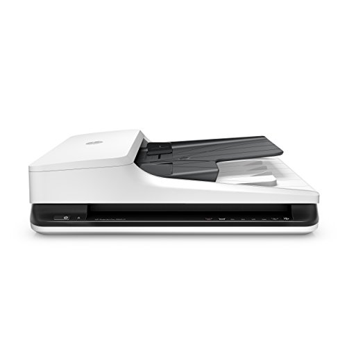 HP ScanJet Pro 2500 f1 Flatbed Scanner, (L2747A)