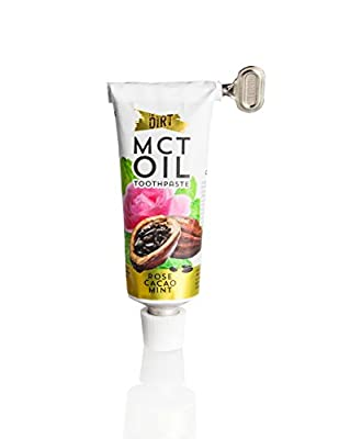 MCT (Coconut) Oil Toothpaste