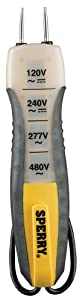 Gardner Bender ET6204 4 Range Voltage Tester