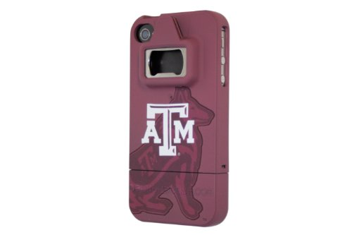 Headcase Texas A&M College Bottle Opener Iphone Case - 4/4S