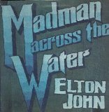 ELTON JOHN madman across the water LP