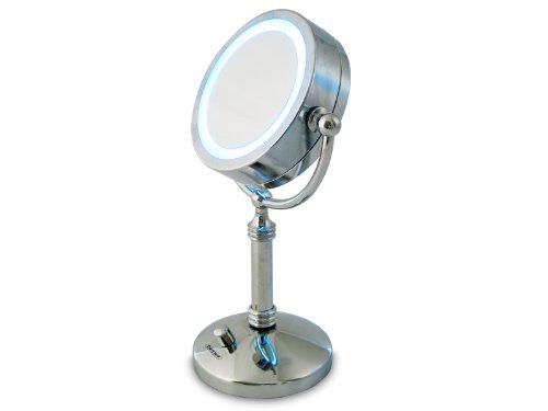 Beper 40941/A Specchio Luminoso con Regolatore