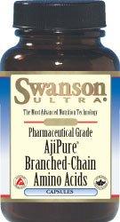 Ajipure Branched-Chain Amino Acids 90 Caps