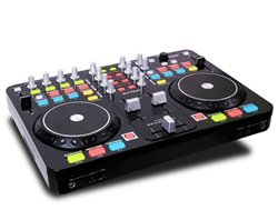 Dj Tech RELOADED Djtech 6 Deck Controller With Virtual Dj