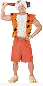 Bamm-Bamm Adult Halloween Costume Size 44