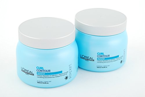 LOREAL Curl Contour Mask 500 ml 2er Pack