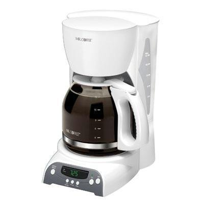 Mr. Coffee DRX20 12-Cup Coffeemaker
