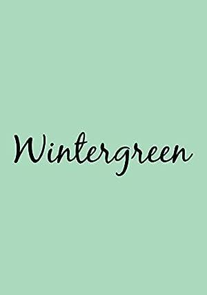 P-QT-WIN-16 Wintergreen (Color: Wintergreen, Tamaño: 16 oz)