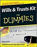 img - for Wills and Trusts Kit For Dummies Publisher: For Dummies; Pap/Cdr edition book / textbook / text book