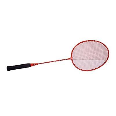 Disney Spiderman Badminton Racquet, Junior G4 (Red)