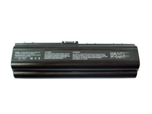 8800mAh, 12 Cells,10.8v, Li-ion Laptop Battery for HP Pavilion DV2000, DV2100, DV2200, DV2300, DV2400, DV6000, DV6100, DV6200, DV6300, DV6400, DV6500 Series; Compaq Presario V3000,V6000,V6100,V6200,V6300 Series; Compatible Part Numbers: 441425-001, 432306-001, 417066-001, 446506-001, 446507-001, 454931-001, 455804-001, 441243-141, 436281-141, 441462-251, EV088AA, EV089AA, HSTNN-DB32, HSTNN-IB32, HSTNN-Q21C, HSTNN-W34C, HSTNN-W20C, HSTNN-C17C, HSTNN-IB42
