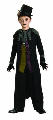 Gothic Jester Costume