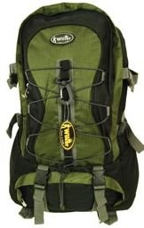 Hiking Trail Pack with Chest & Hip Straps (Blue or Green)