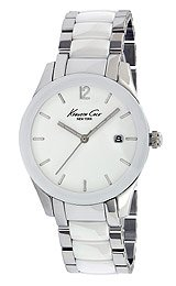 Kenneth Cole Ceramic and Stainless Steel Women's watch #KC4761