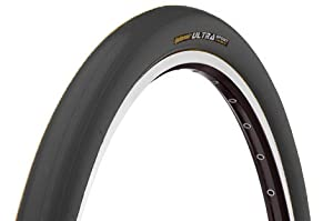 Continental Ultra Sport Hometrainer Tire - Clincher Black, 700x23