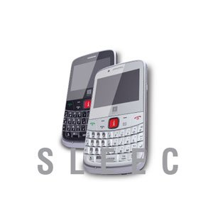 iBall SLEEC Thin | White