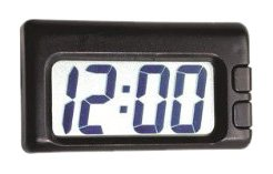 Custom Accessories CU073360 Large Readout Clock