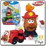 MR POTATO HEAD LITTLE TATERS DLX THEMED ASST, designs vary