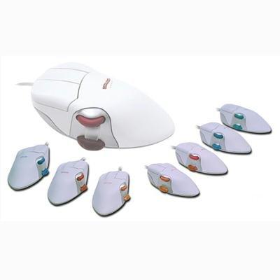 USB Optical Contour Design Mouse
