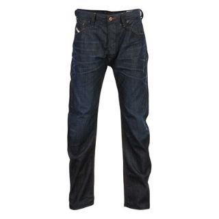 Diesel Bravefort 806W Mens Jeans Rinse Denim 36 L30