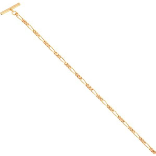 Gold Plated Tie Chain