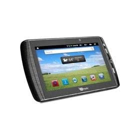 Ematic eGlide X 7 inch Touchscreen 4GB Tablet with Android 2.1, Camera, Trackball, 1GHz Dual Core Processor, Black