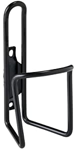 Avenir Alloy Water Bicycle Bottle Cage (Black)