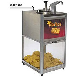 Gold Medal Products 2238 Nacho Cheese 3-1/2 Qt. Inset For 303-023 Concessions Warmer by Gold Medal Products