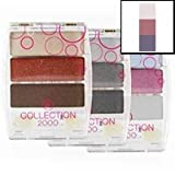 Trio Eyeshadow by Collection 2000 City Grey