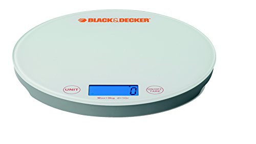 BLACK AND DECKER BILANCIA DA CUCINA SK3050W SK3050W-QW